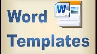 [22.59 MB] Making Templates in Microsoft Word