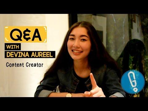 Q&A with Devina Aureel