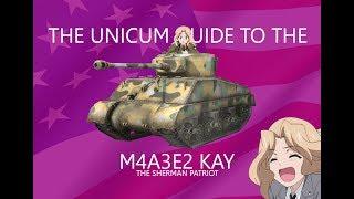 The Unicum Blitz to the M4A3E2 Sherman Jumbo (WoT:Blitz)