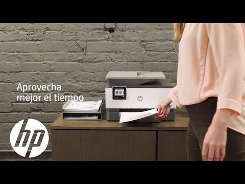 Impresoras HP OfficeJet serie 9010: totalmente rediseñadas para la pyme | HP