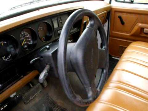 1992 Dodge Truck Pickup Ram D150 150 2wd Youtube