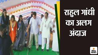 तमिलनाडु दौरे पर कांग्रेस नेता स्टूडेंट्स के साथ डांस करते नजर आए, पुश-अप लगाए और अकिडो भी सिखाया