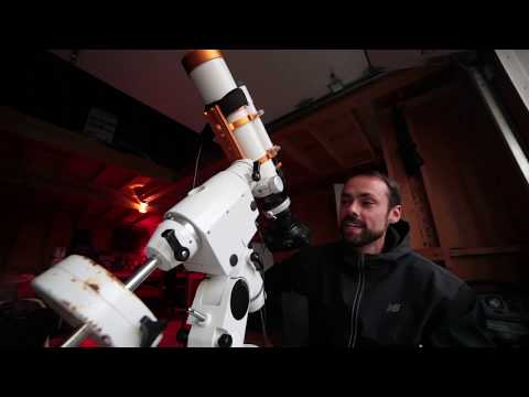 Astrophotography with a DSLR Camera and Telescope