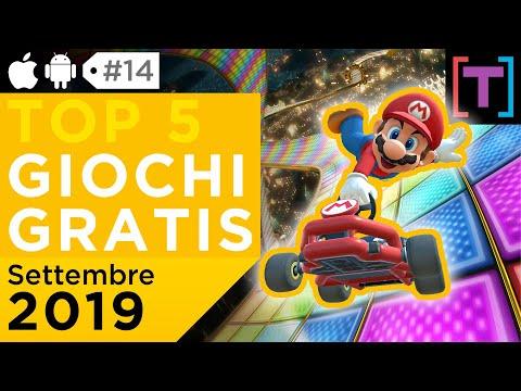 TOP 5 Giochi GRATIS Settembre 2019   IOS & Android