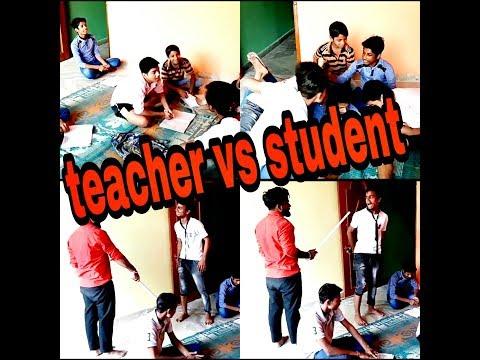 Teachers vs students Tuition classes room funny video ashok desi boy
