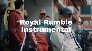 ROYAL RUMBLE INSTRUMENTAL  KALAZH44 x LUCIANO x NIMO x CAPITAL BRA x SAMRA (reprod Eaa Beats)
