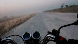 Road Trip From South India to North India | North South Corridor | Royal Enfield Thunderbird 350