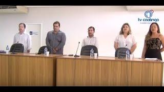 Transmissão da aula inaugural do Doutorado em Ciência dos Materiais thumbnail