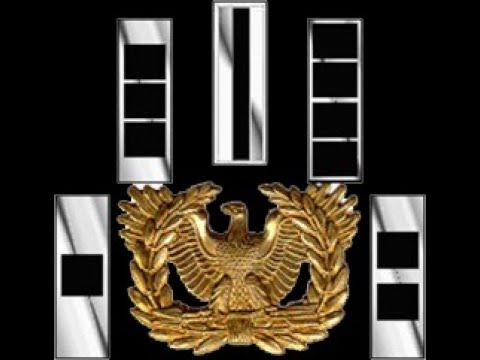 Warrant Officer Vs O Grade Officers