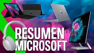 Microsoft lanza una nueva Surface Pro 6, Surface Laptop 2, Surface ...