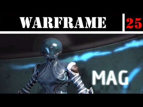 ✖ Warframe » Mag The Ultimate Move