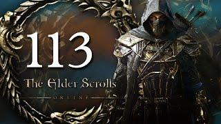 Let's play The Elder Scrolls Online #113 - Schlammkrabbe - [Gameplay German Deutsch Blind]