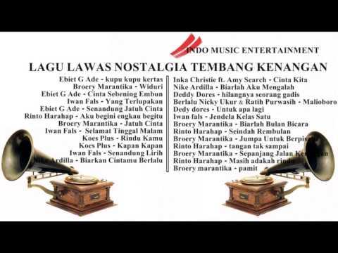 TEMBANG KENANGAN INDONESIA TERBAIK LAGU LAWAS TERPOPULER