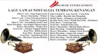 LAGU LAWAS INDONESIA TERPOPULER TEMBANG KENANGAN NOSTALGIA TERBAIK