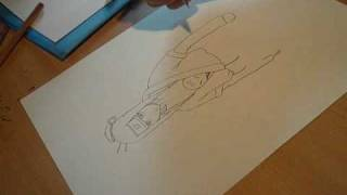 Draw Haku  (Naruto)