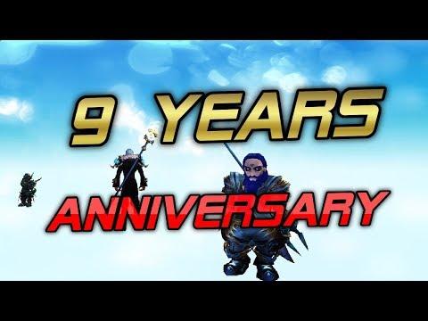 Runes of Magic – 9 Years Anniversary