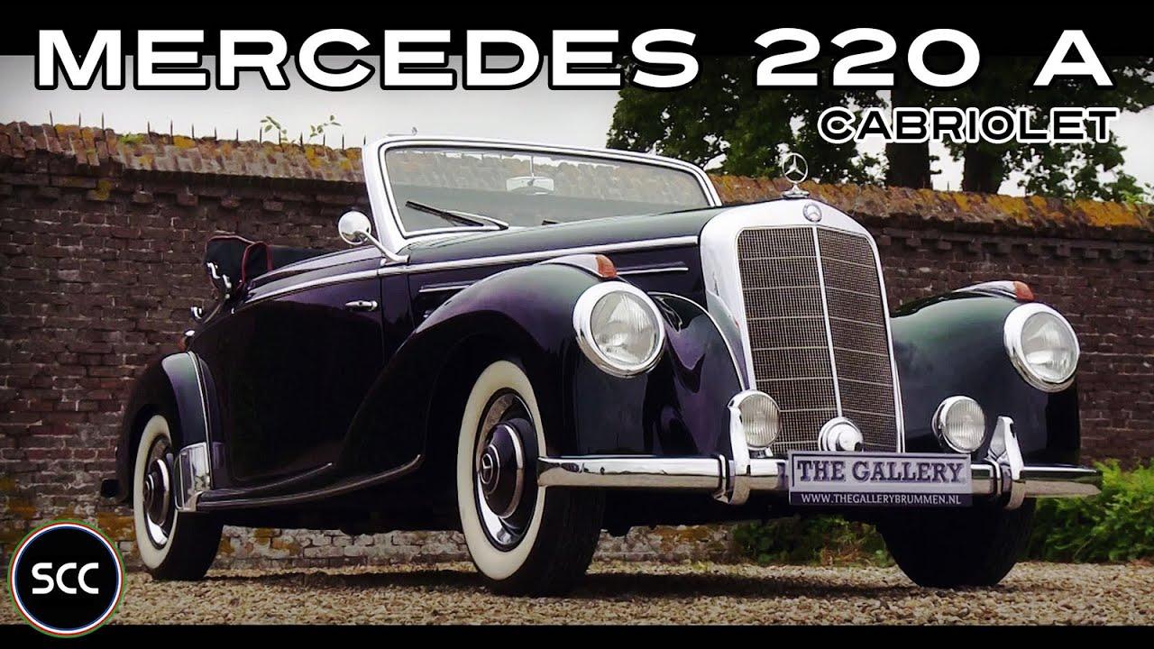 MERCEDES-BENZ 220 A Cabriolet