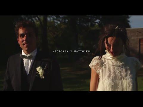 Victoria & Matthieu - Teaser - Cameraman Toulouse Mariage English spoken filmmaker