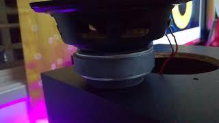 Titan 9 btmi speaker subwoofer bass test