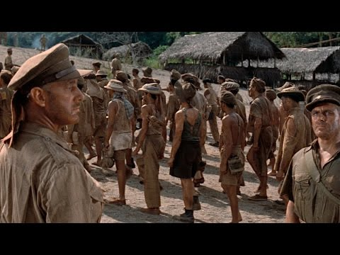 The Bridge on the River Kwai - Colonel Bogey March (HD)