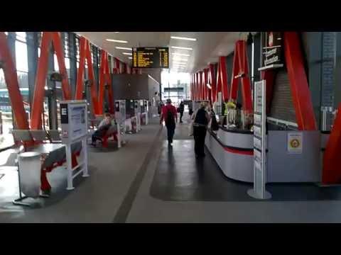 Castleford Bus Station