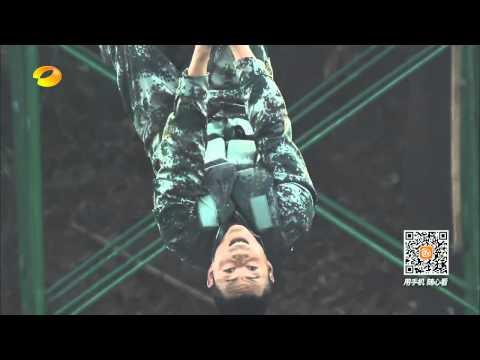 """《真正男子汉》精彩看点: 年长能力者体力不支张丰毅大意惨遭""""滑铁卢"""" Takes A Real Man Highlight: Zhang Fengyi Is Exhausted【湖南卫视官方版】"""