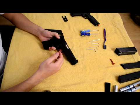 Airsoft Army Kimber Warrior R28