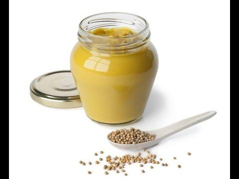 Как сделать горчицу в домашних условиях рецепт