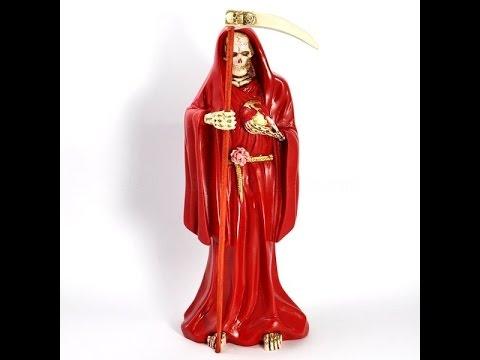 hechizo del cigarro de atraccion con la santa muerte