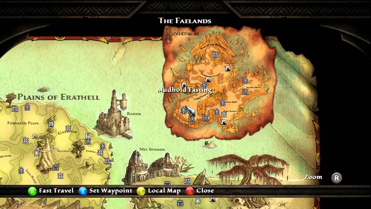 Kingdoms of Amalur: Pirate Ninja