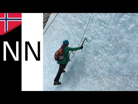 Norway Trip Day 7: Jostedal Glacier