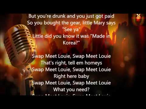 Sir Mixalot - Swap Meet Louie Lyrics