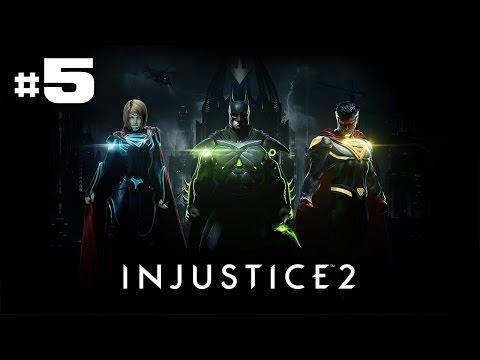 Injustice 2 - Let's Play #5 [FR]