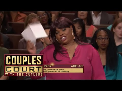 Sign The Papers! Spouses Bring Divorce Papers To Court If There's Cheating | Couples Court