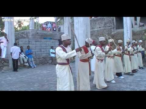 ACDM WA MBENI SAMBE COMORES NGOMA ZA KITAMADUNI