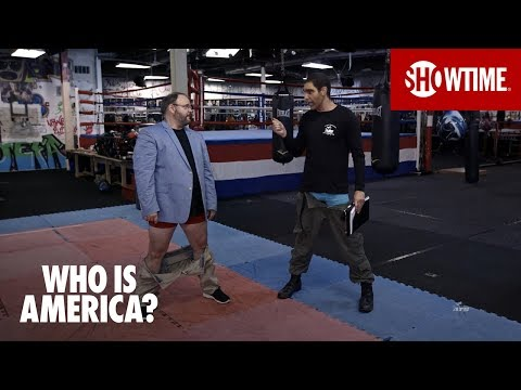 Official Clip ft. Jason Spencer | Ep.2 | Who Is America? | SHOWTIME