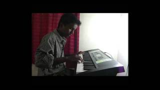 Saathiya (Singham) Instrumental Cover On Keyboard By Gaurav Wavhal