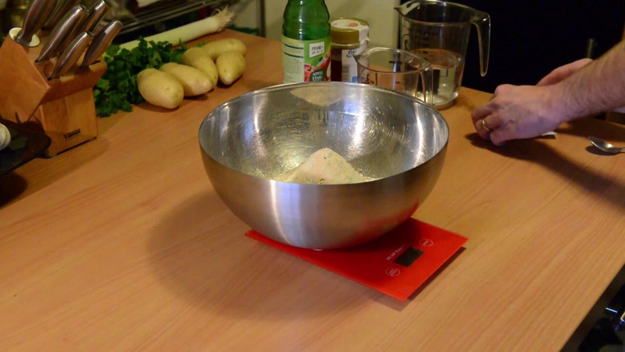 Backen Im Küchenofen : Brotbacken im normalen küchenofen teil youtube