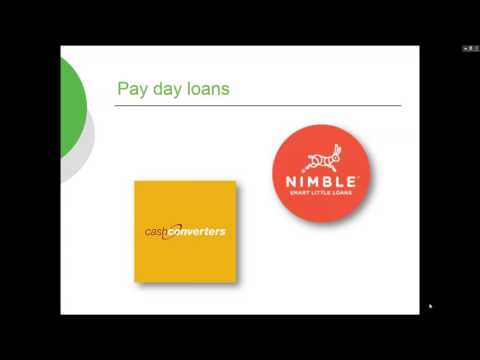 Assisting your client with payday loans and consumer leases