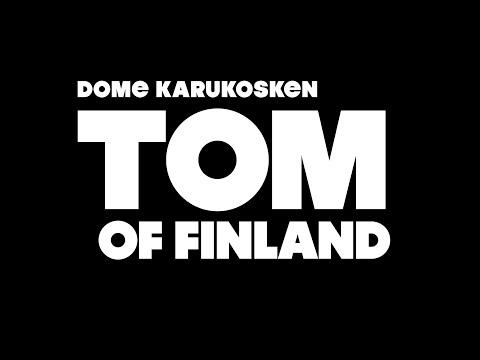TOM OF FINLAND – Virallinen teaser trailer (suomeksi)