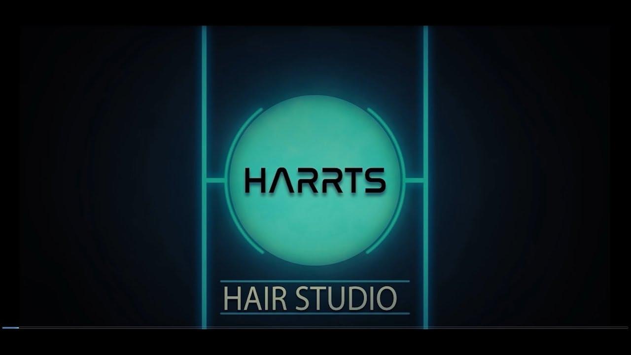 HARRTS HAIR STUDIO - How to Use Video