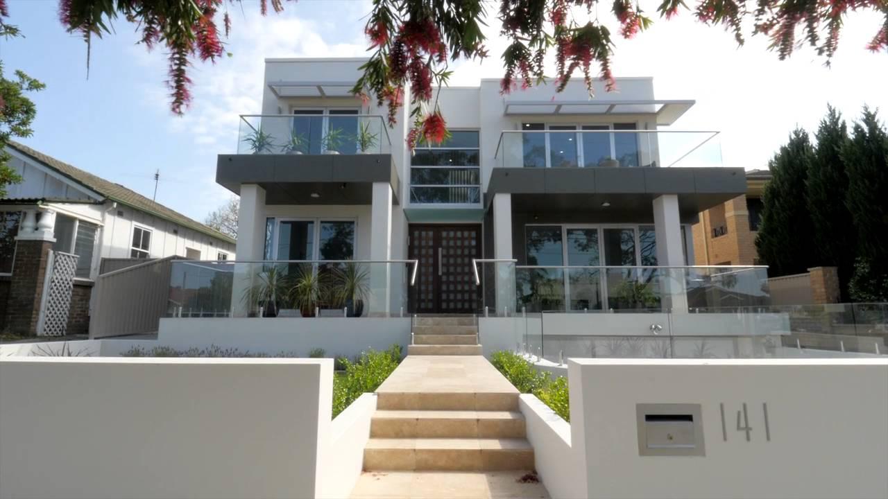 Best Houses Australia Video Acubuild Bexley Project