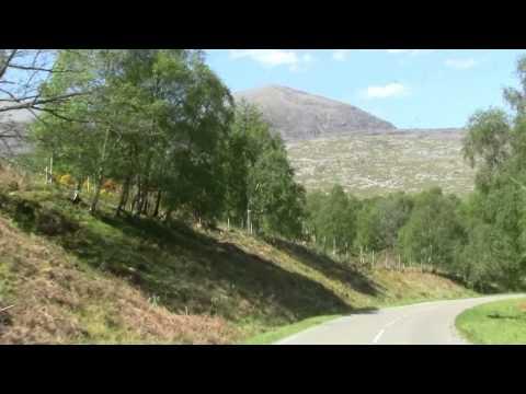 Round North West Highlands, Scotland