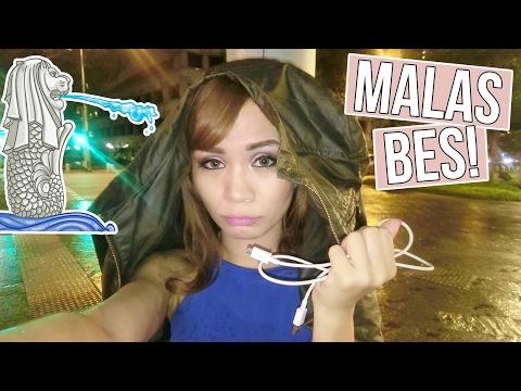 Vlog : MINALAS SA SINGAPORE!! (SG EP. 1)
