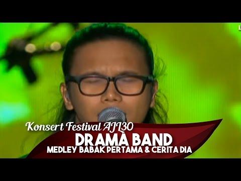 Konsert Festival AJL30 | DramaBand | Medley Babak Pertama & Cerita Dia