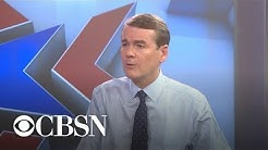 2020 presidential candidate Sen. Michael Bennet weighs in on gun violence, marijuana and other to.