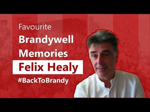Brandywell Memories - Felix Healy