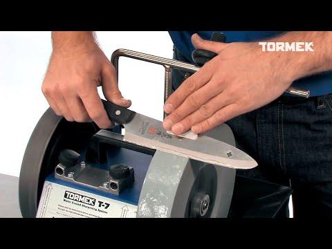 Комплект аксесоари / GUDE 55249 / за машина за заточване видео