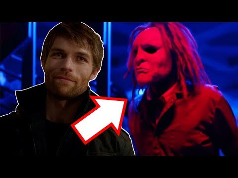 The Flash Season 5 DELETED Scene! - Ragdoll MEETS Weather Wizard. New Rogues Team Up