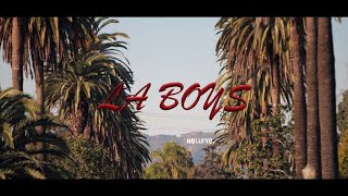 LA BOYS (Official Video) - Sydney Ranee'